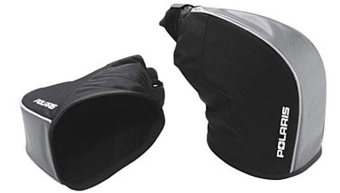 Polaris Universal Formed Handlebar Gauntlets