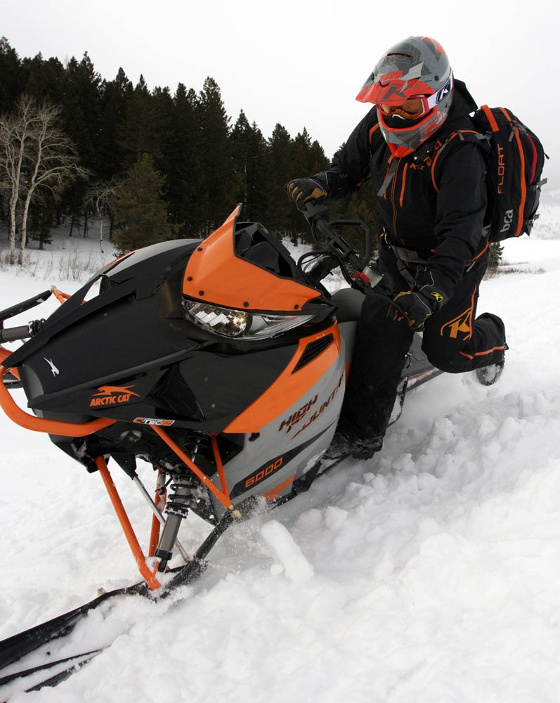 2018 Arctic Cat XF6000 High Country Review - Snowmobile.com