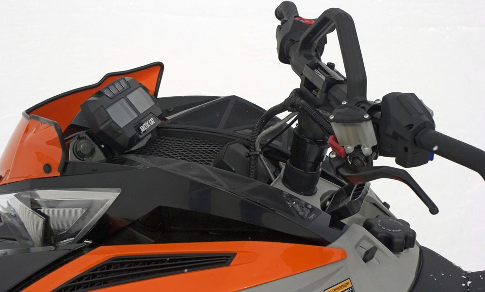2018 Arctic Cat XF6000 High Country Handlebar