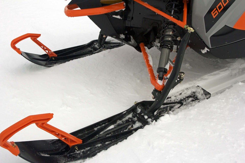 2018 Arctic Cat XF6000 High Country Front Suspension