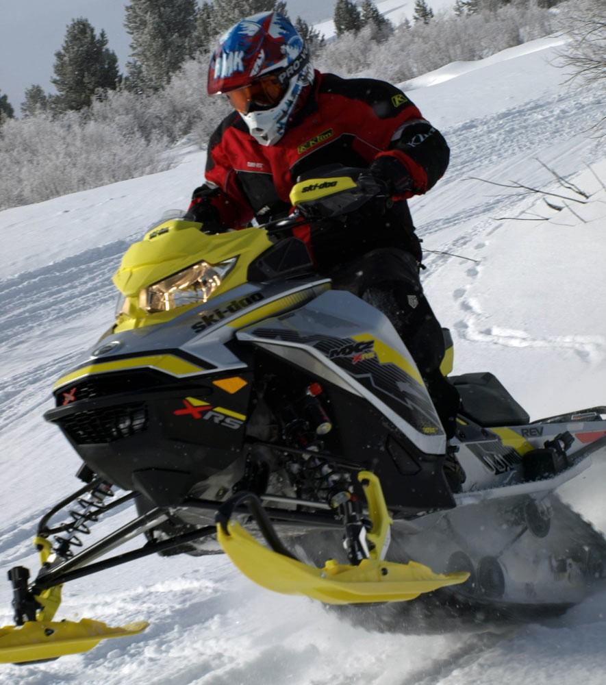 Ski-Doo MX Holeshot