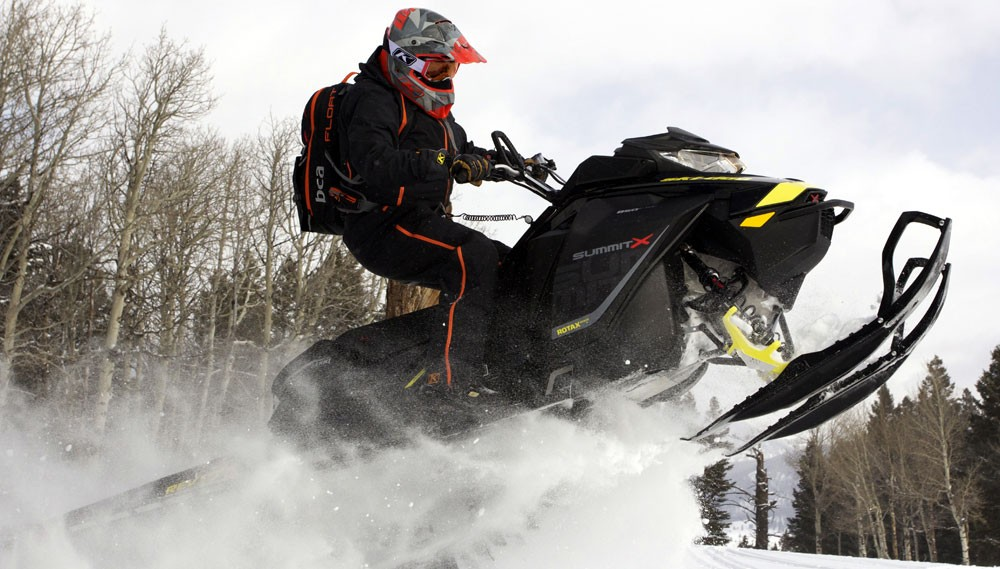 2018 Ski-Doo Summit X 175