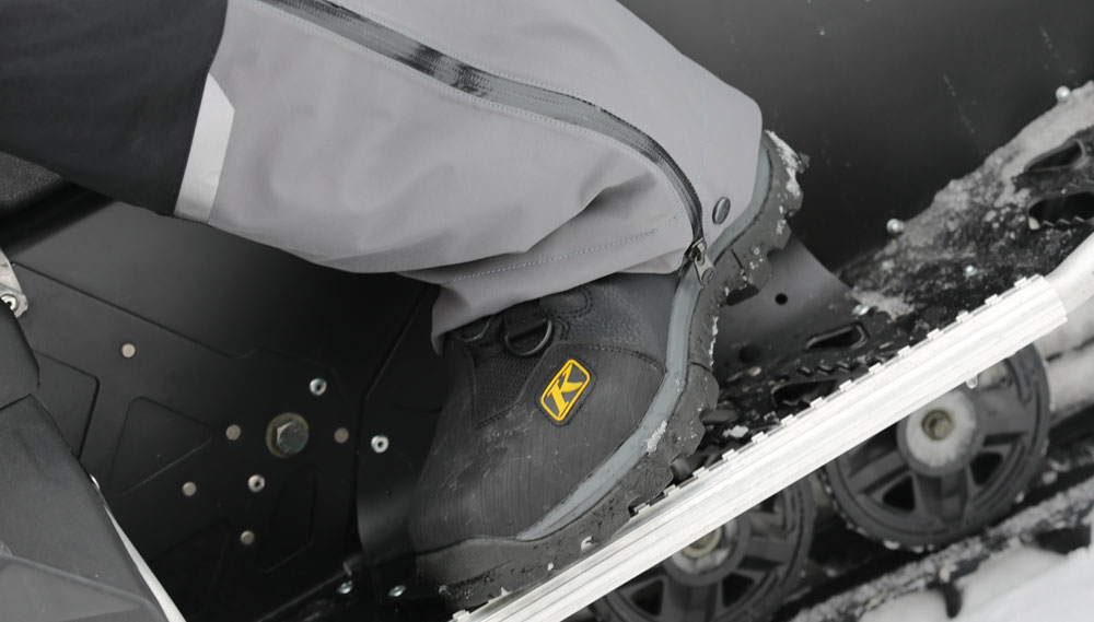 Tested Klim Adrenaline Gtx Boot Snowmobile Com