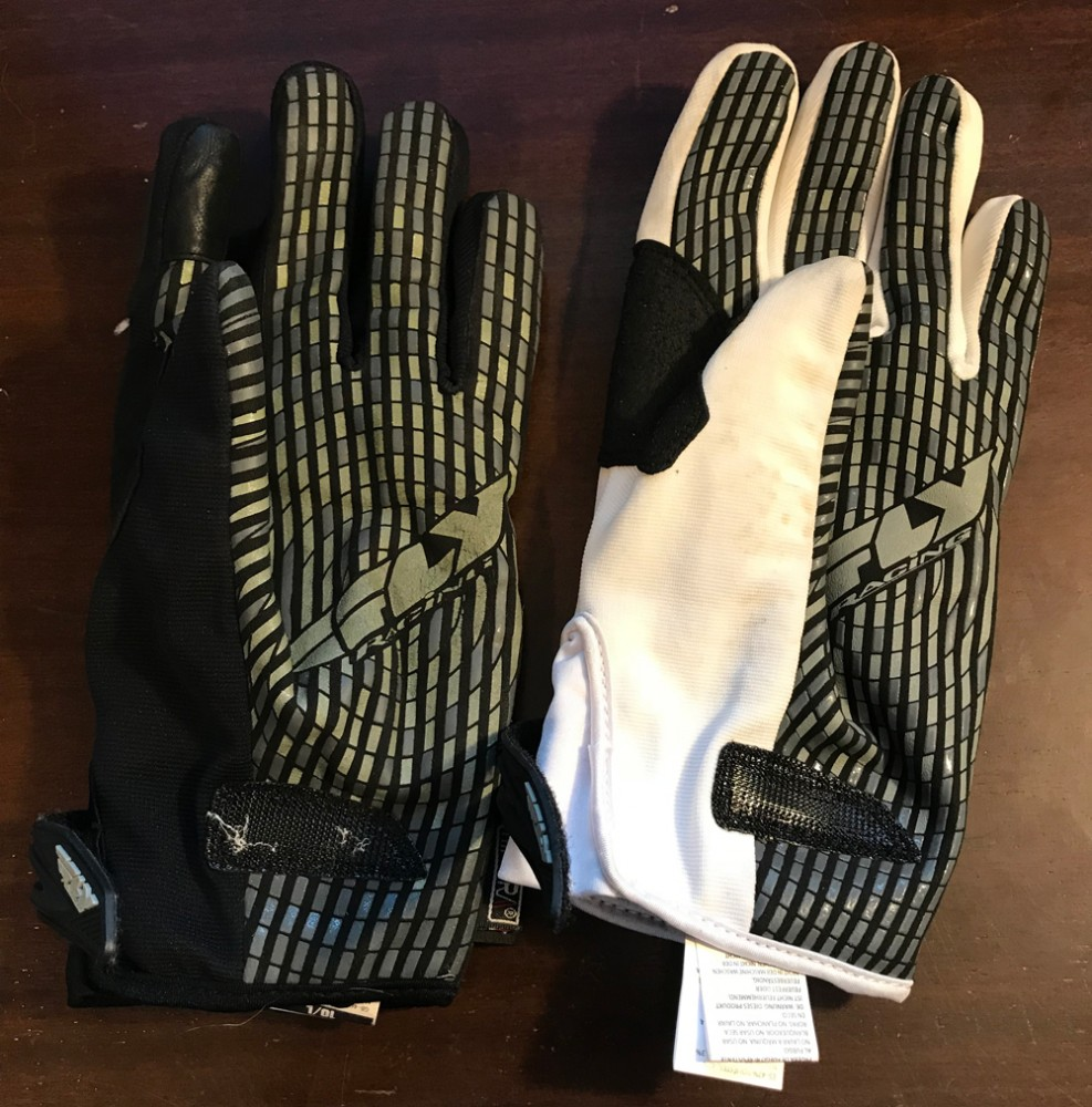 Fly Racing Title Gloves Palms