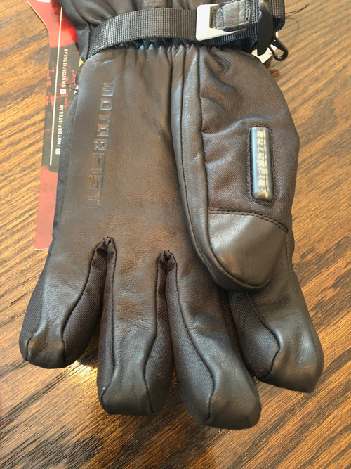 Motorfist Carbide Glove