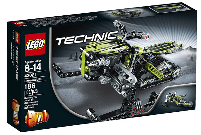 LEGO Technic Snowmobile