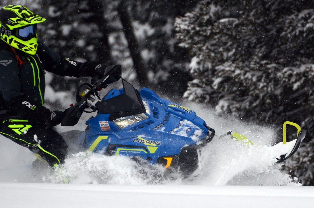 2018 Polaris SKS 146 Action 3