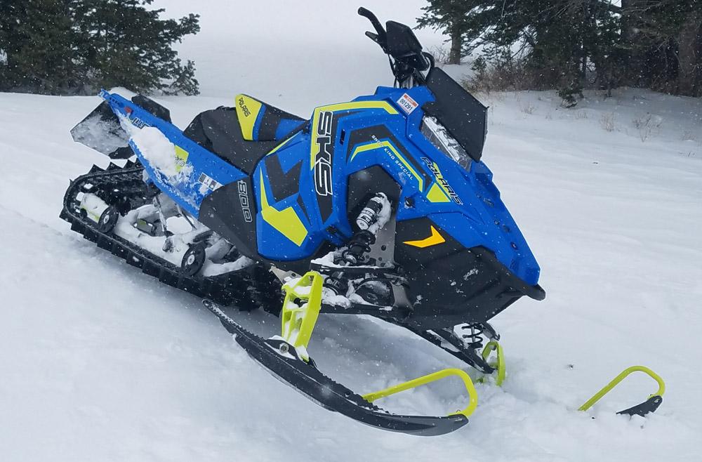 Polaris Near Me >> 2018 Polaris SKS 146 Long Term Review - Snowmobile.com
