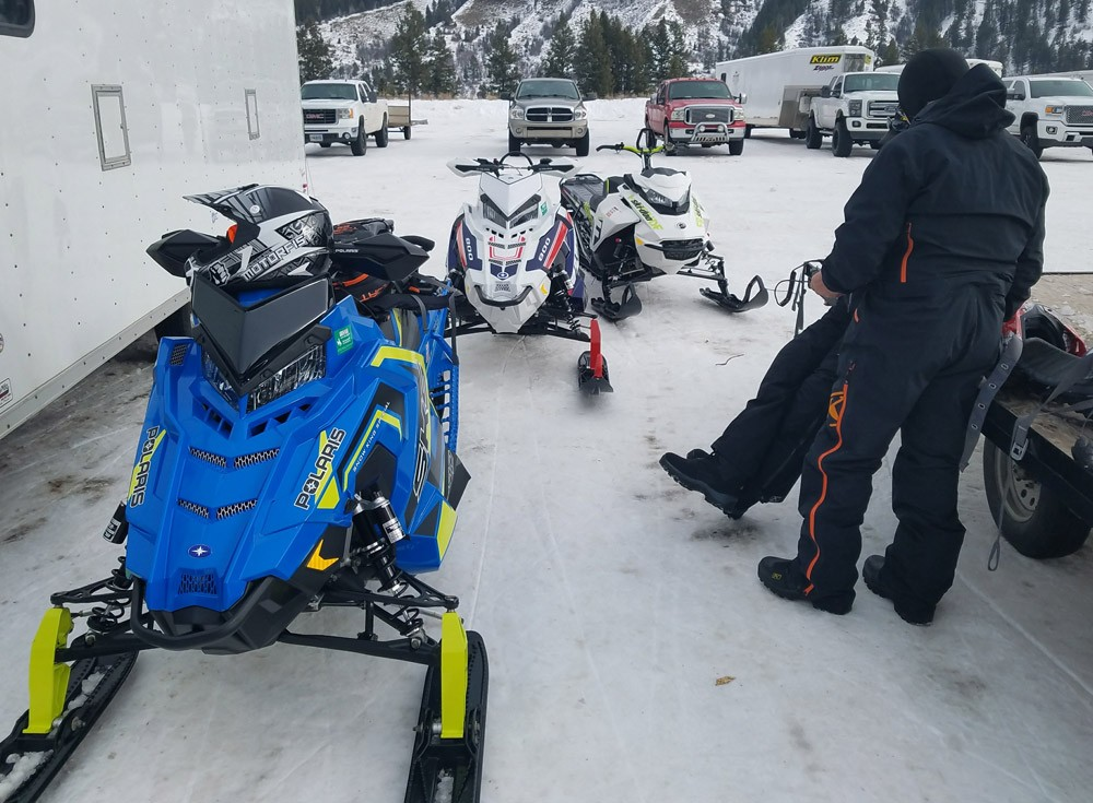 2018 Polaris SKS 146 Group
