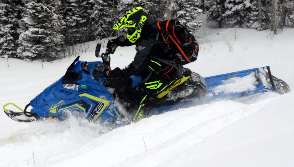 2018 Polaris SKS 146 Powder