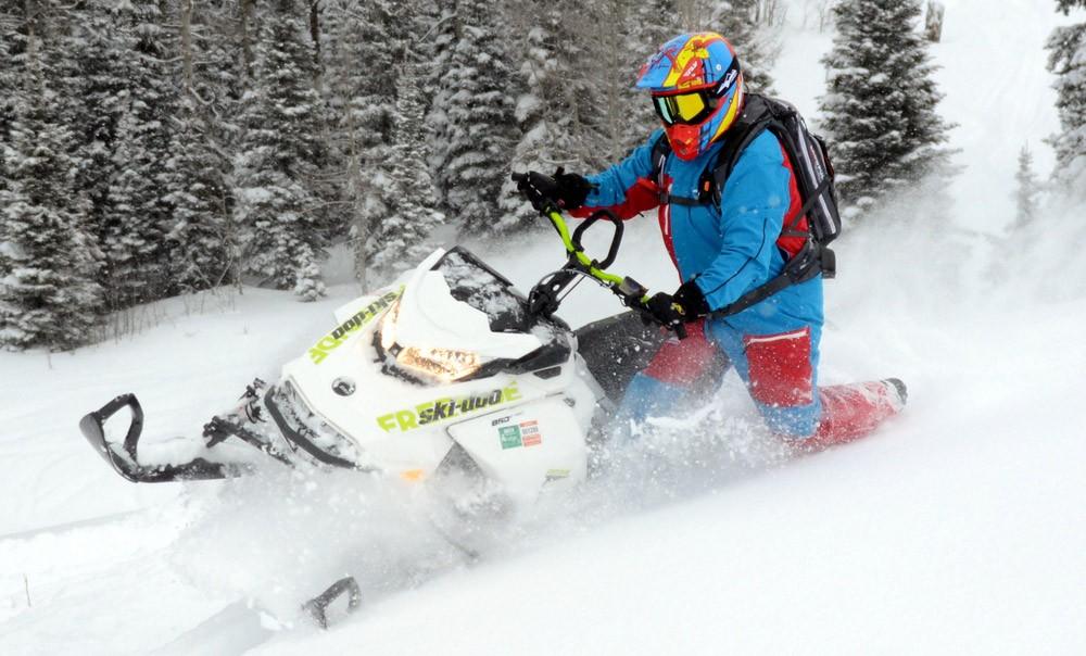 2018 Ski-Doo Freeride 1