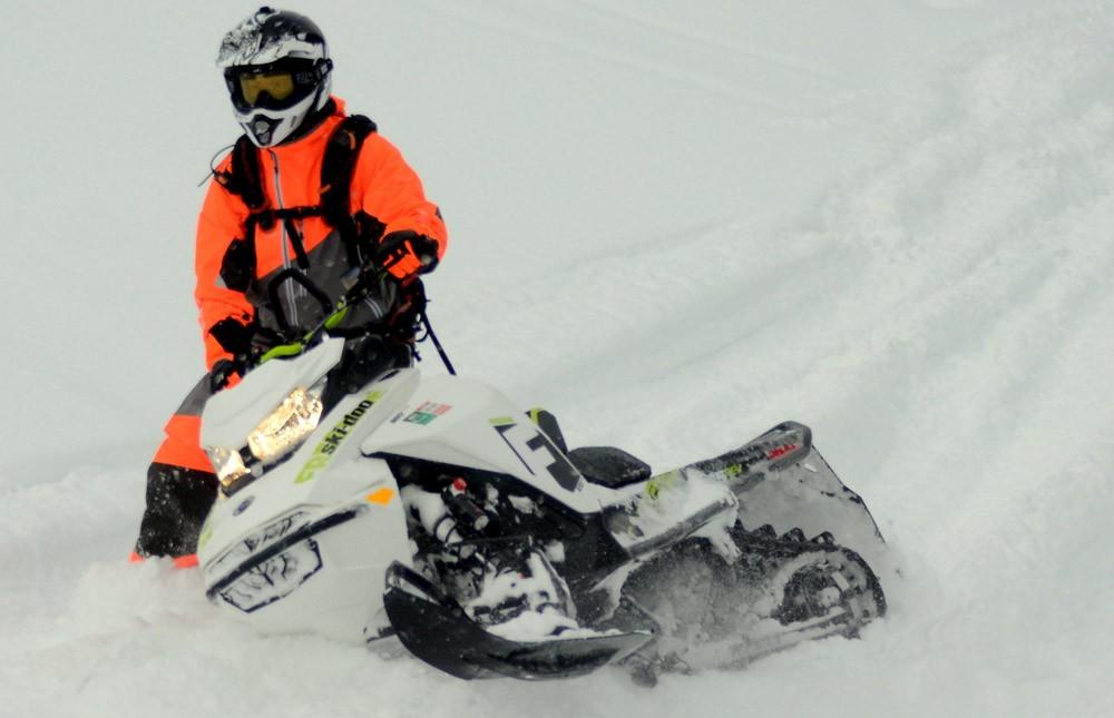 2018 Ski-Doo Freeride 2