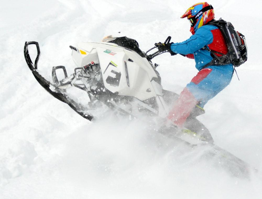 2018 Ski-Doo Freeride 4