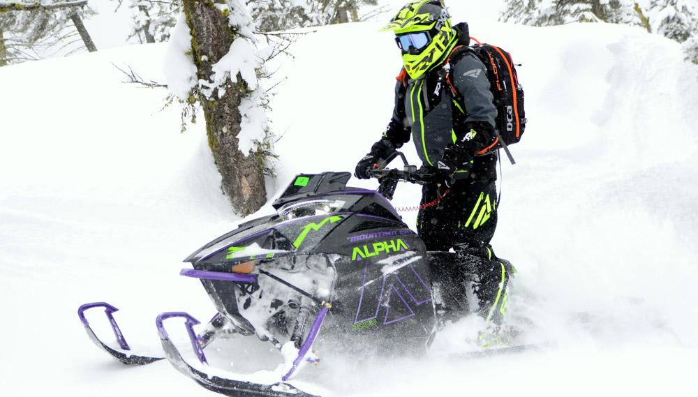2019 Arctic Cat Alpha One Mountain Cat - Snowmobile.com