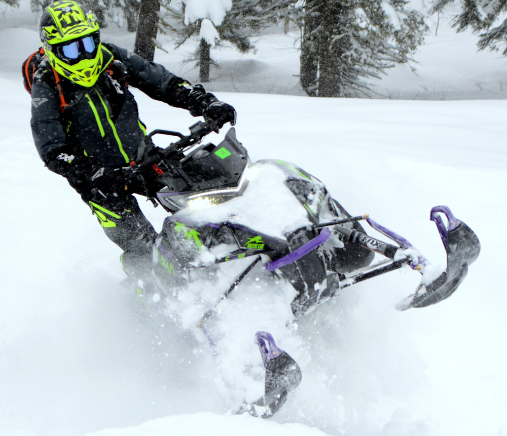 2019: 2019 Arctic Cat Alpha One Mountain Cat