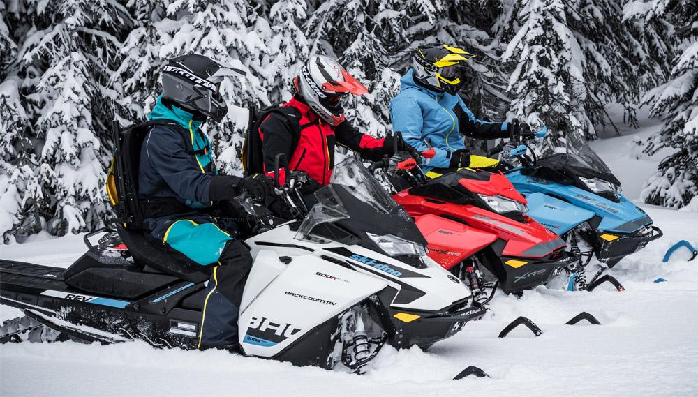 2019 Ski-Doo Lineup Preview - Snowmobile com