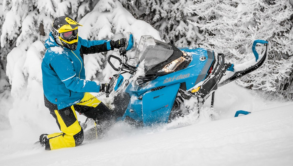 2019 Ski-Doo Backcountry X