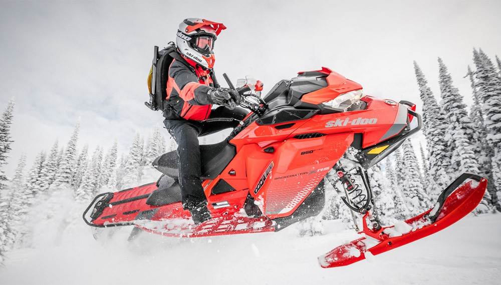 2019 Ski-Doo Backcountry X RS