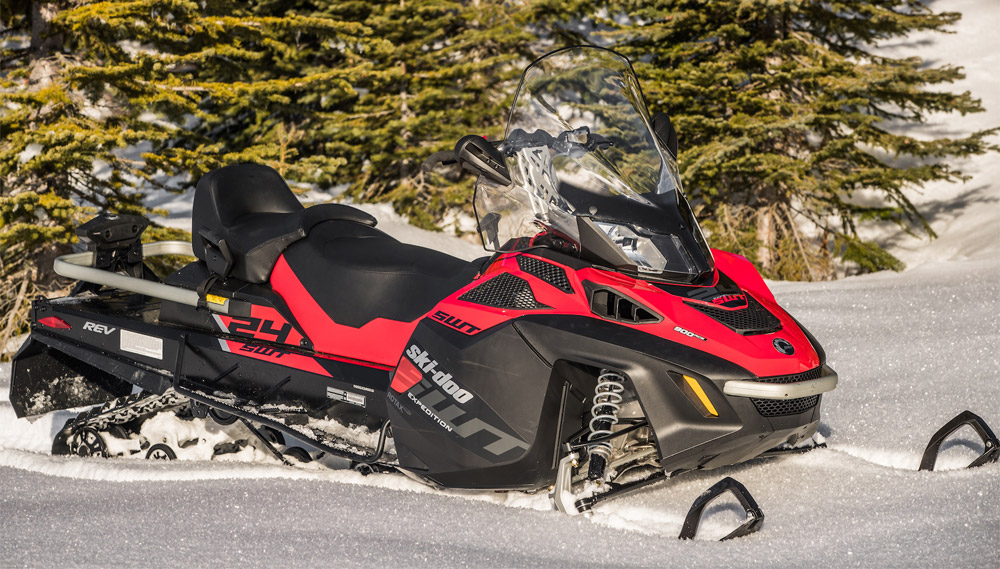 2019 Ski Doo >> 2019 Ski-Doo Lineup Preview - Snowmobile.com