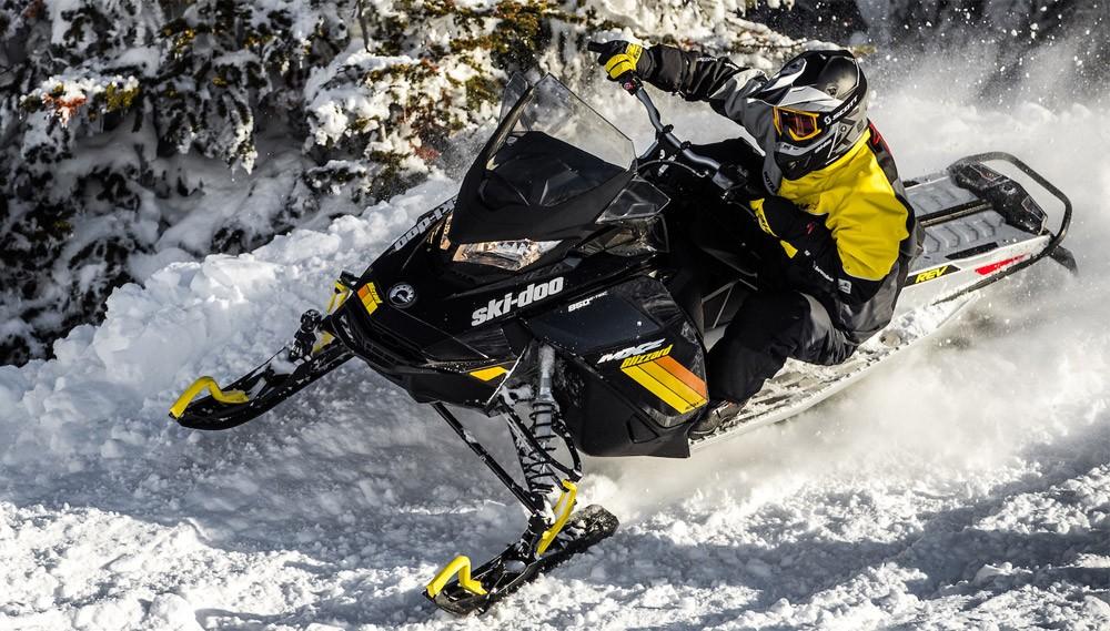 2019 Ski-Doo MXZ Blizzard