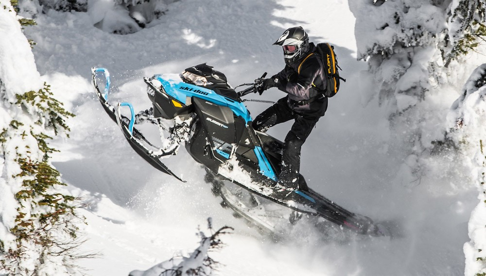 2019 Ski-Doo Summit SP