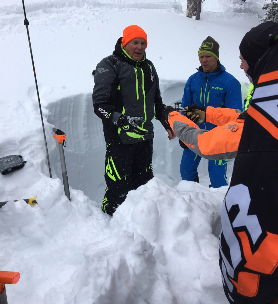 Avalanche Safety 5