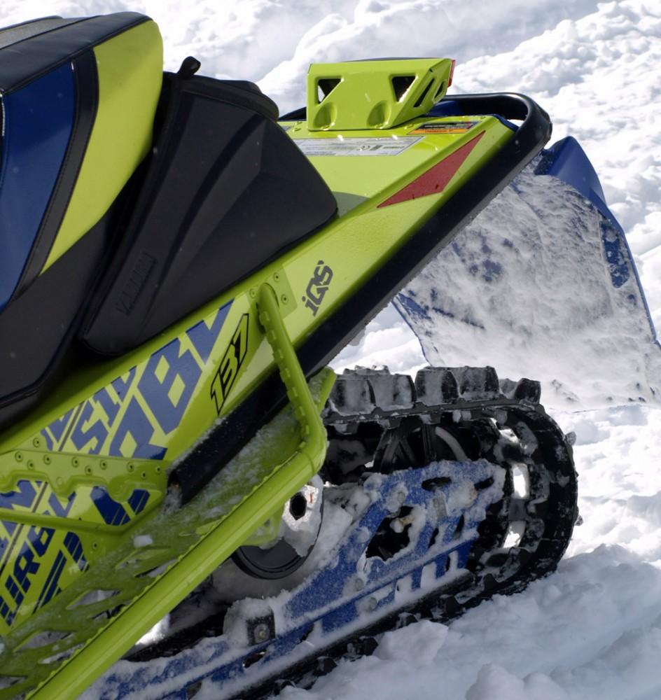 2019 Yamaha Sidewinder L-TX-LE Cobra Track