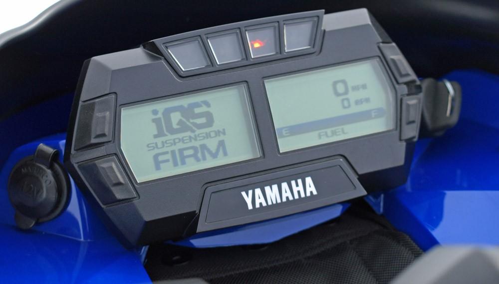 2019 Yamaha Sidewinder L-TX-LE Screen