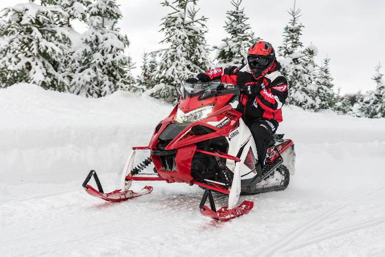 Yamaha Snowmobile Models