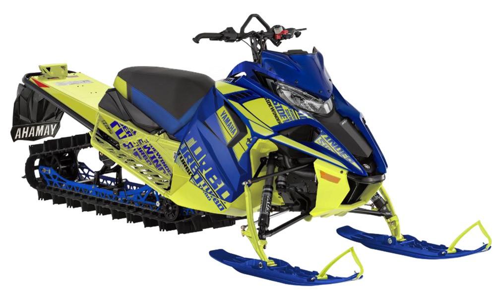 2019 Yamaha Sidewinder MTX LE