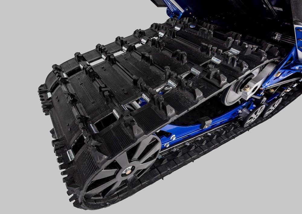 2019 Yamaha Sidewinder S-RX LE Track