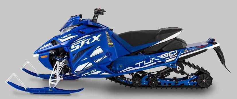 2019 Yamaha Sidewinder SRX LE Profile