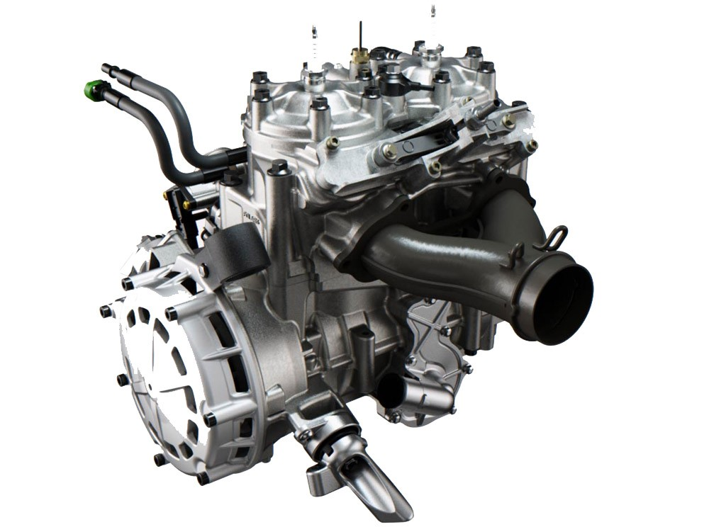 Polaris 850 Patriot Engine