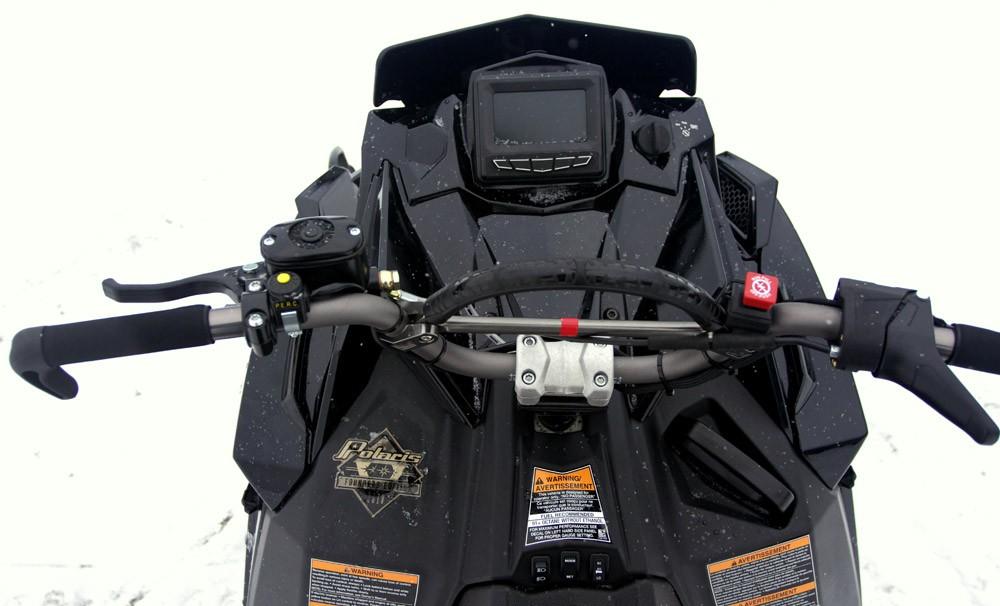 Pro Taper Handlebars >> 2019 Polaris 850 Pro-RMK Review + Video - Snowmobile.com
