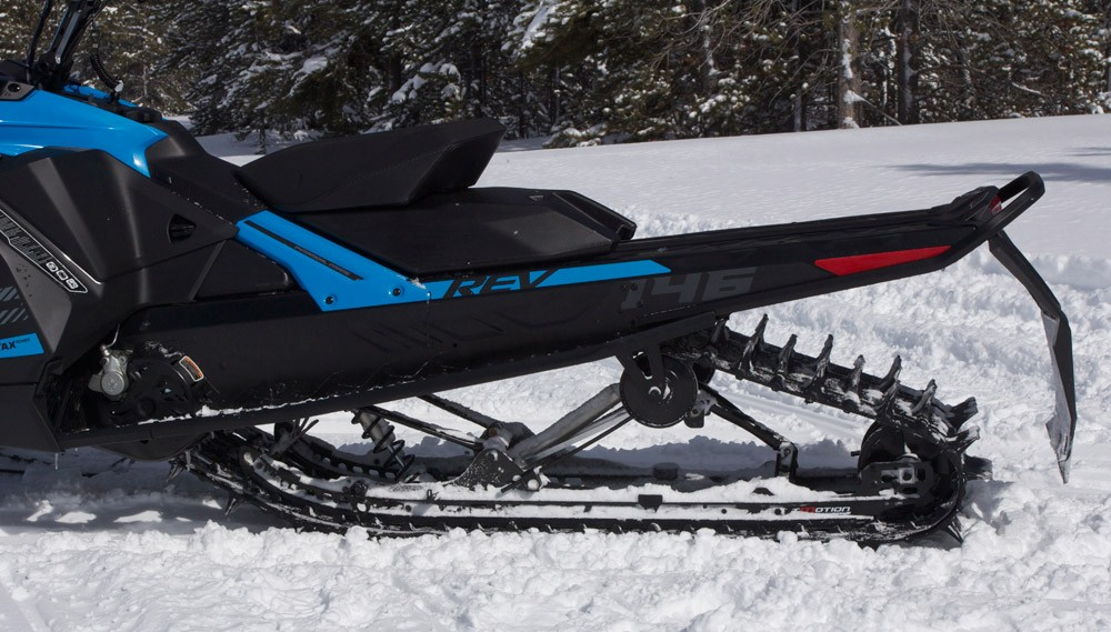 2019 Ski-Doo 600 Summit SP Track