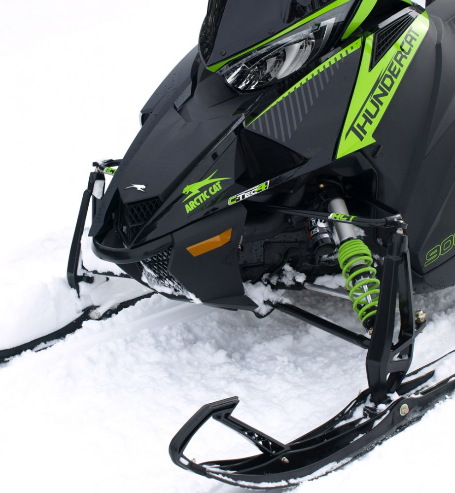 2019 Arctic Cat ZR 9000 Thundercat Low Profile