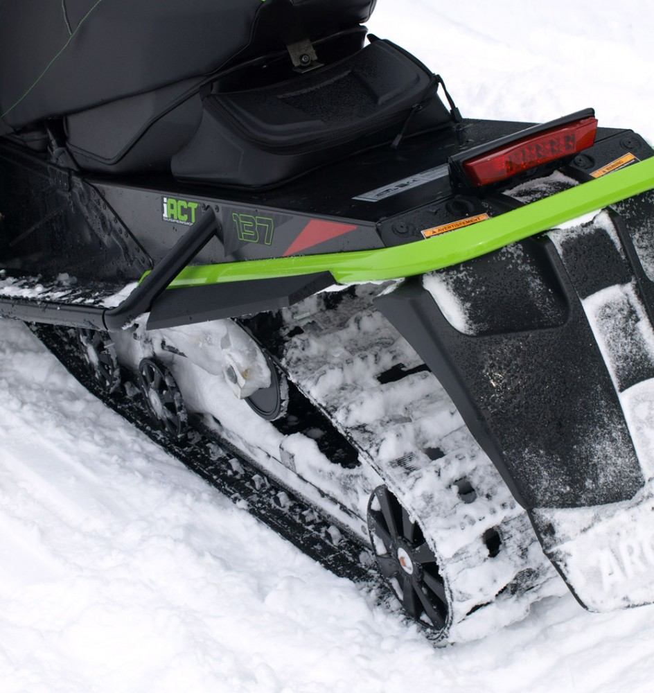 2019 Arctic Cat ZR 9000 Thundercat Track