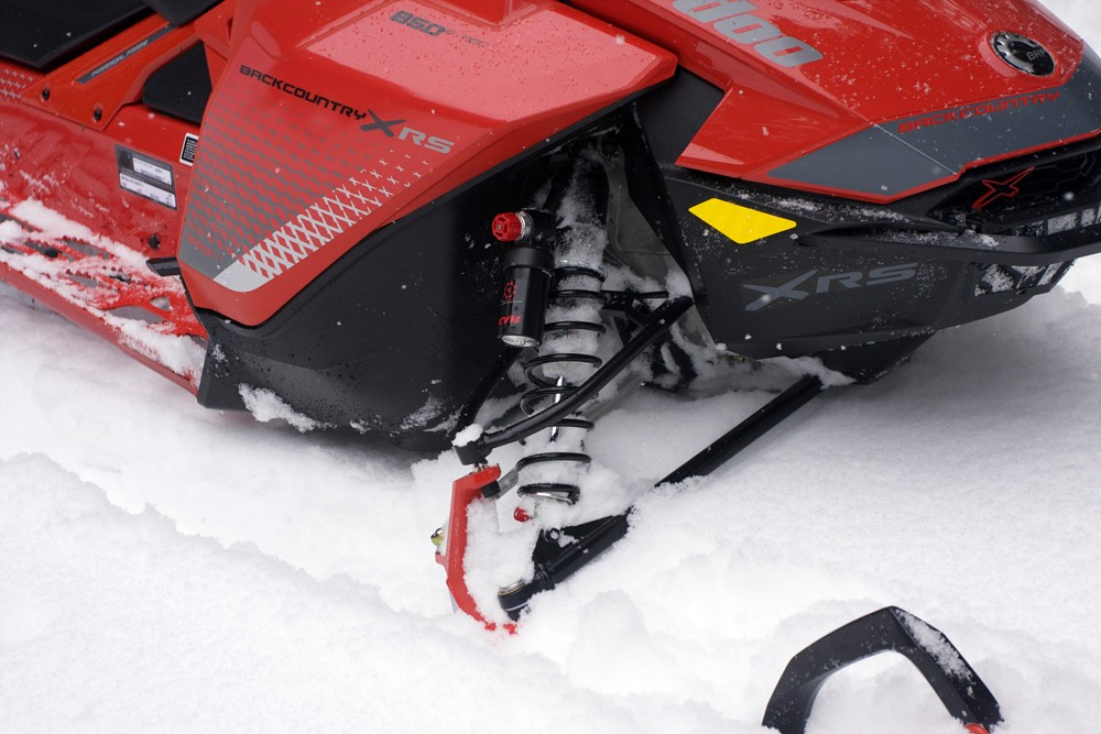 2019 Ski-Doo Backcountry X-RS 1