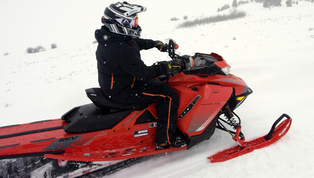 2019 Ski-Doo Backcountry X-RS cMotion