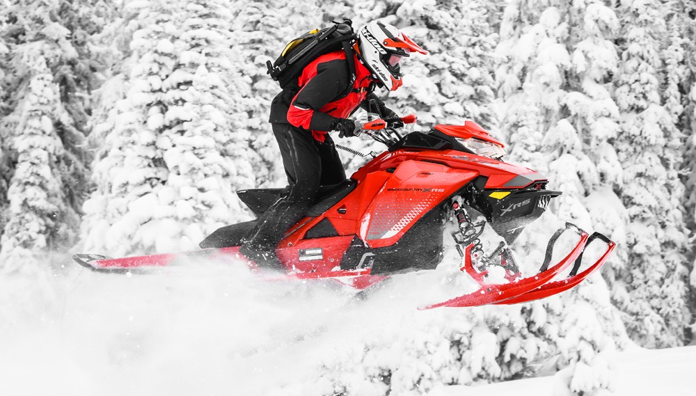 2019 Ski-Doo Backcountry X-RS Jump