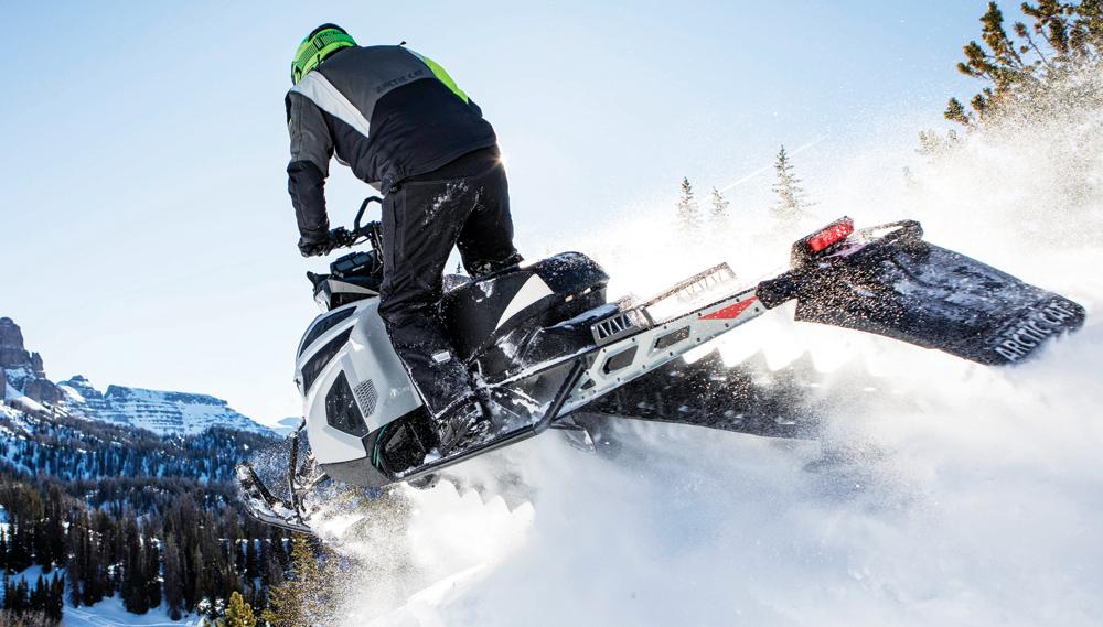 Ski Doo Parts >> 2019 Arctic Cat M 8000 Mountain Cat Accessories