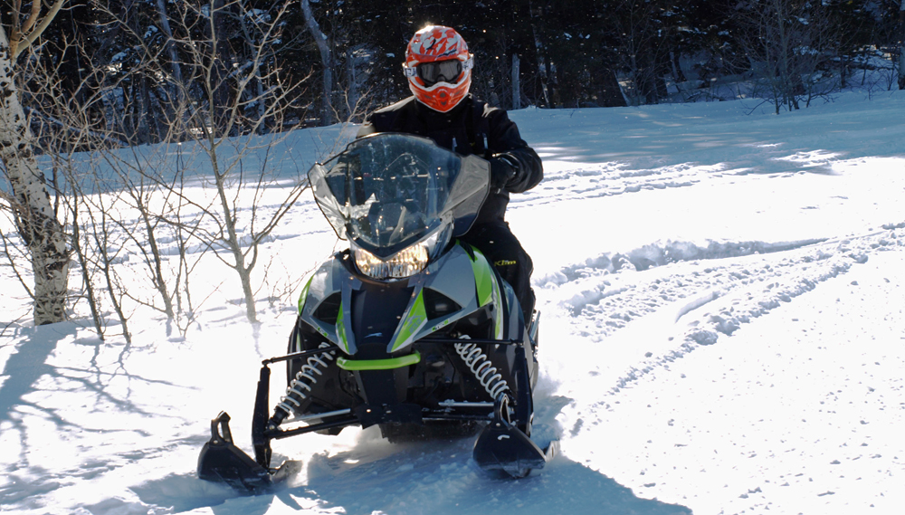 2019 Arctic Cat Norseman X 8000 Review - Snowmobile.com