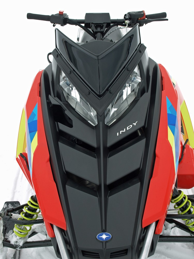 2019 Polaris Indy EVO Front Windscreen