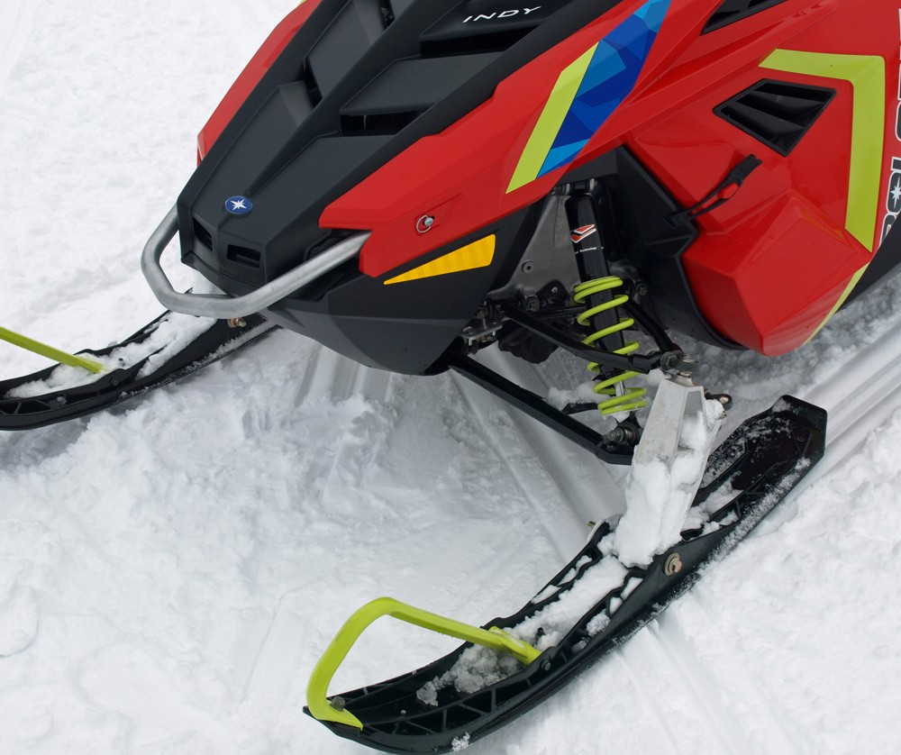 2019 Polaris Indy EVO Ski Suspension