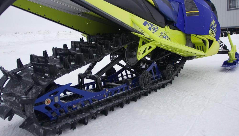 2019 Yamaha Sidewinder M-TX LE Track