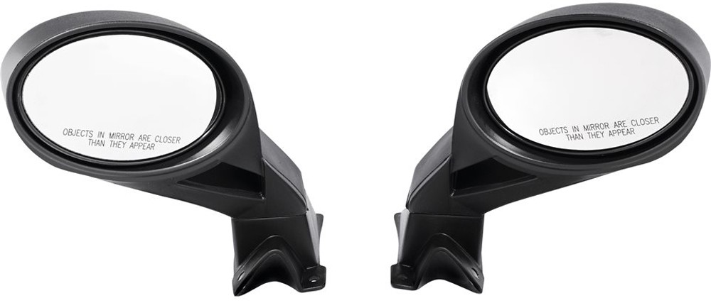 Hood Mount Snowmobile Mirrors