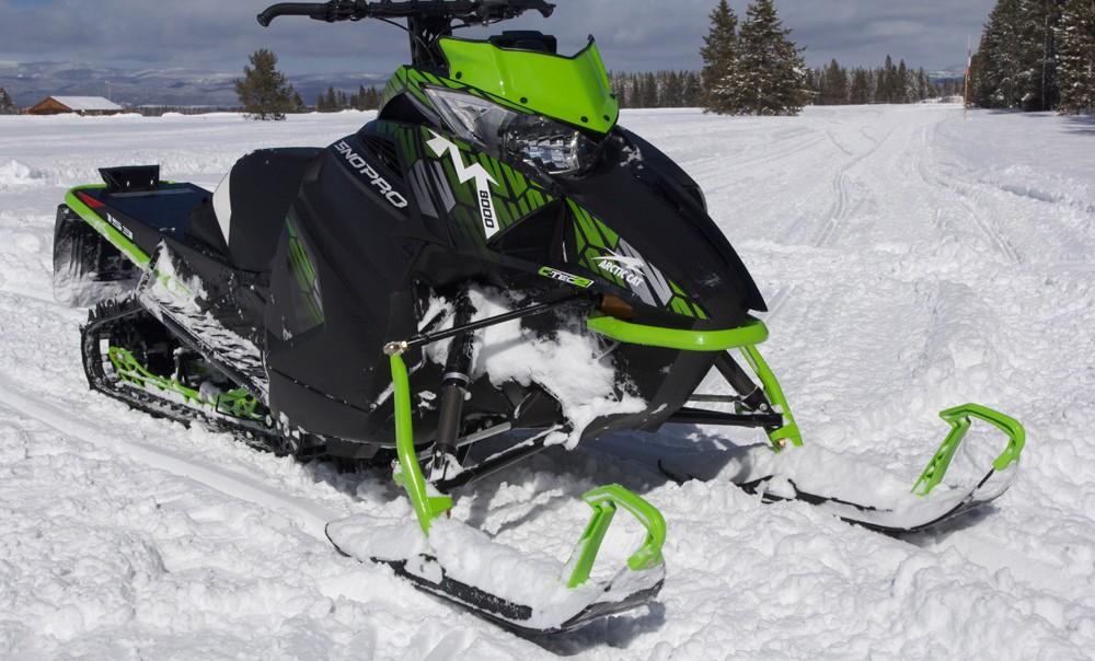 2019 Arctic Cat M8000 Sno Pro 2