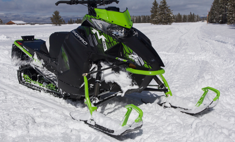 Arctic Cat Sno Pro  Parts