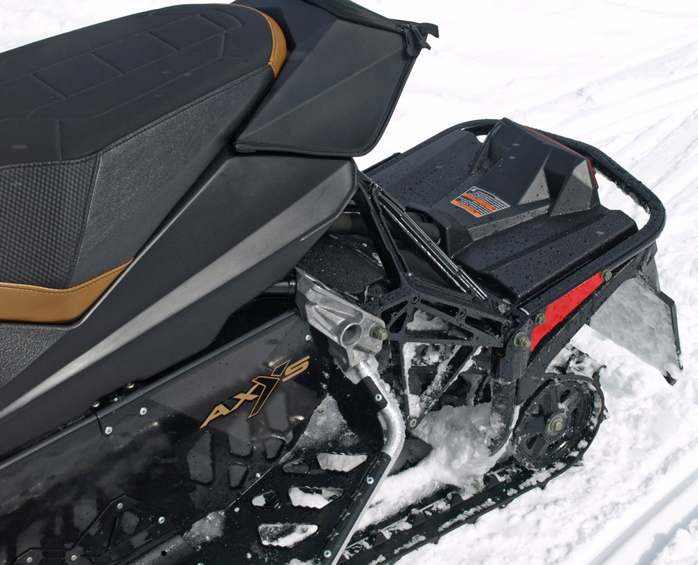 2019 Polaris 850 Rush Pro-S Rear