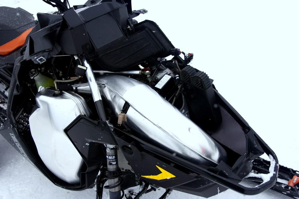 2019 Polaris Pro-RMK 175 Engine